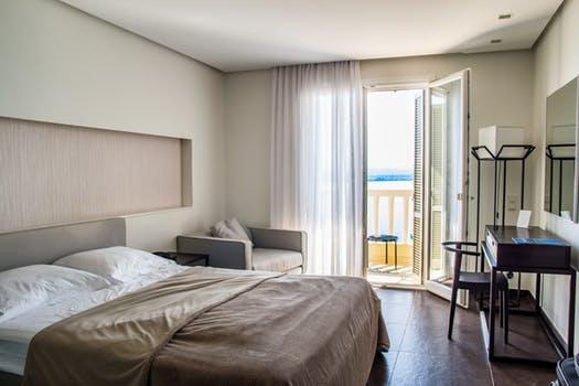 chambre double Paris 16