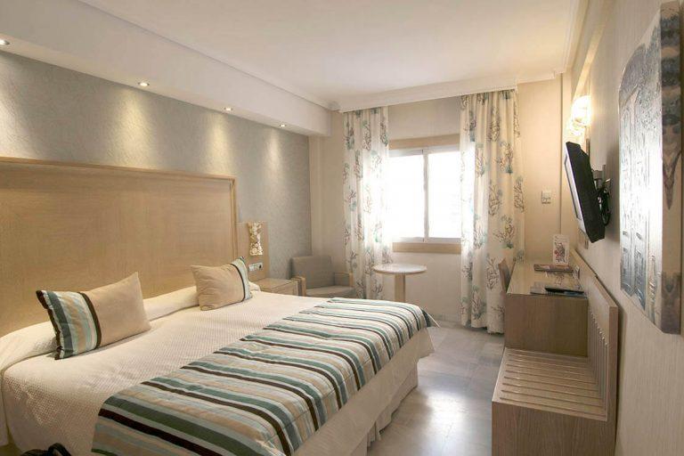 Chambre double Boutique Hotel Paris 16